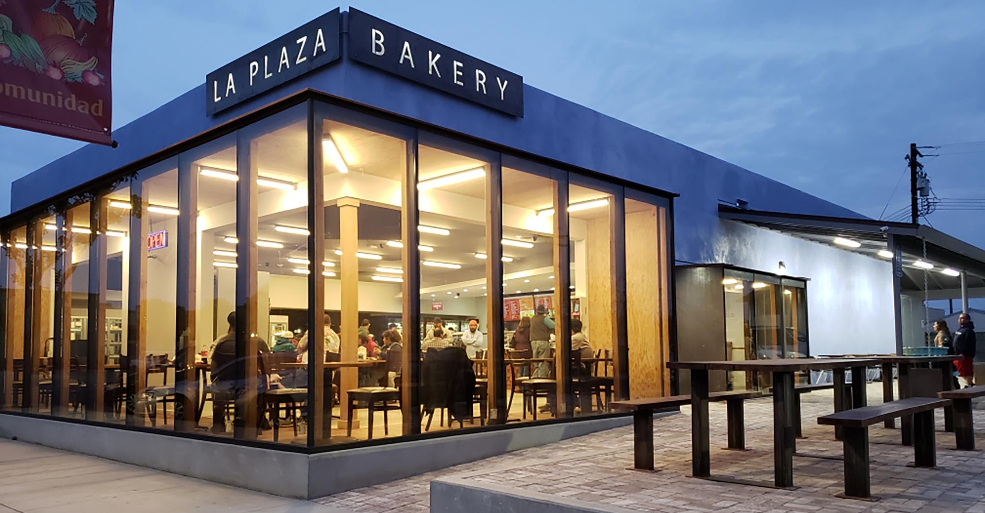 Mexican Food | Salinas, CA - La Plaza Bakery & Cafe
